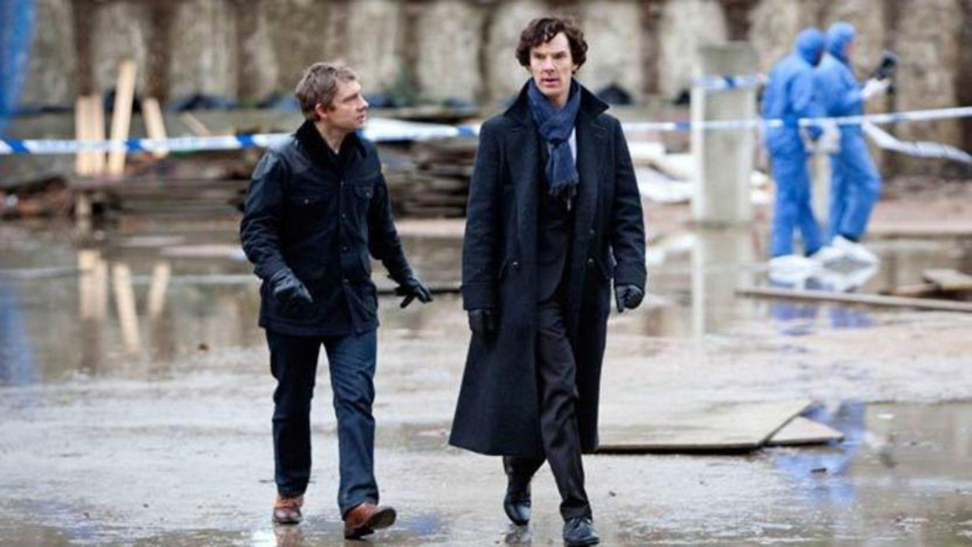 Sherlock HD pics
