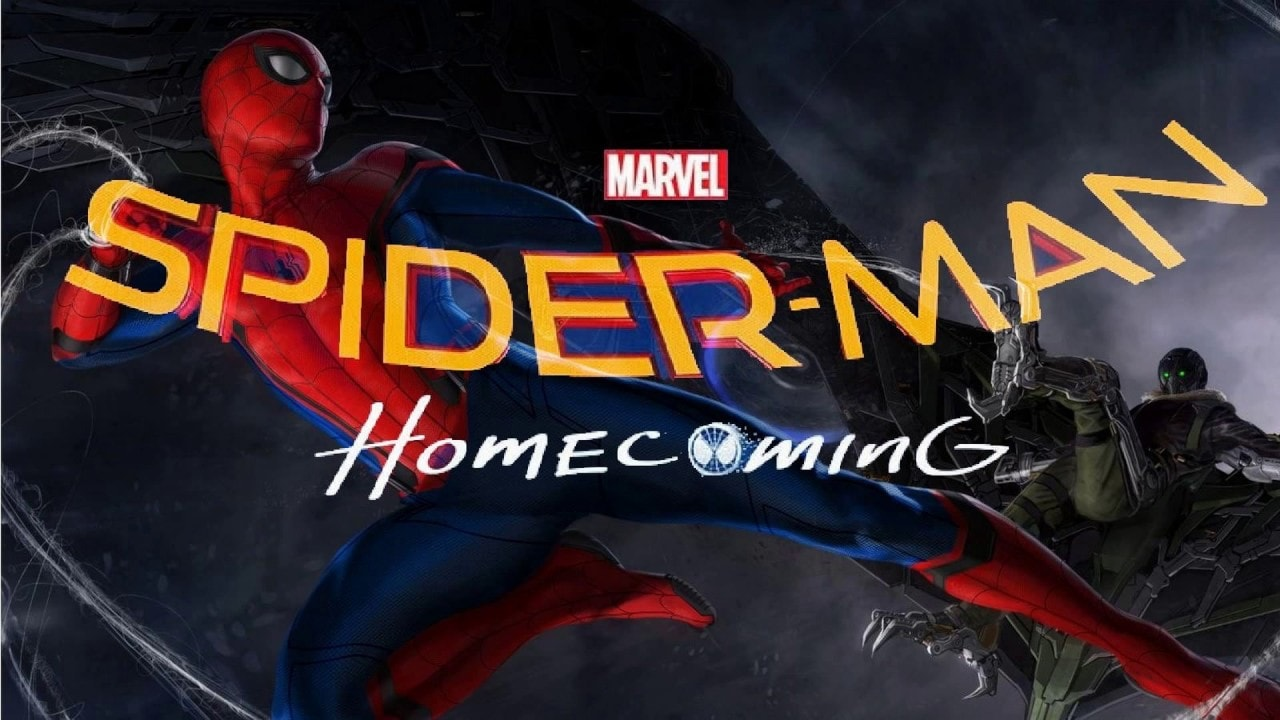 Spider-Man: Homecoming Backgrounds