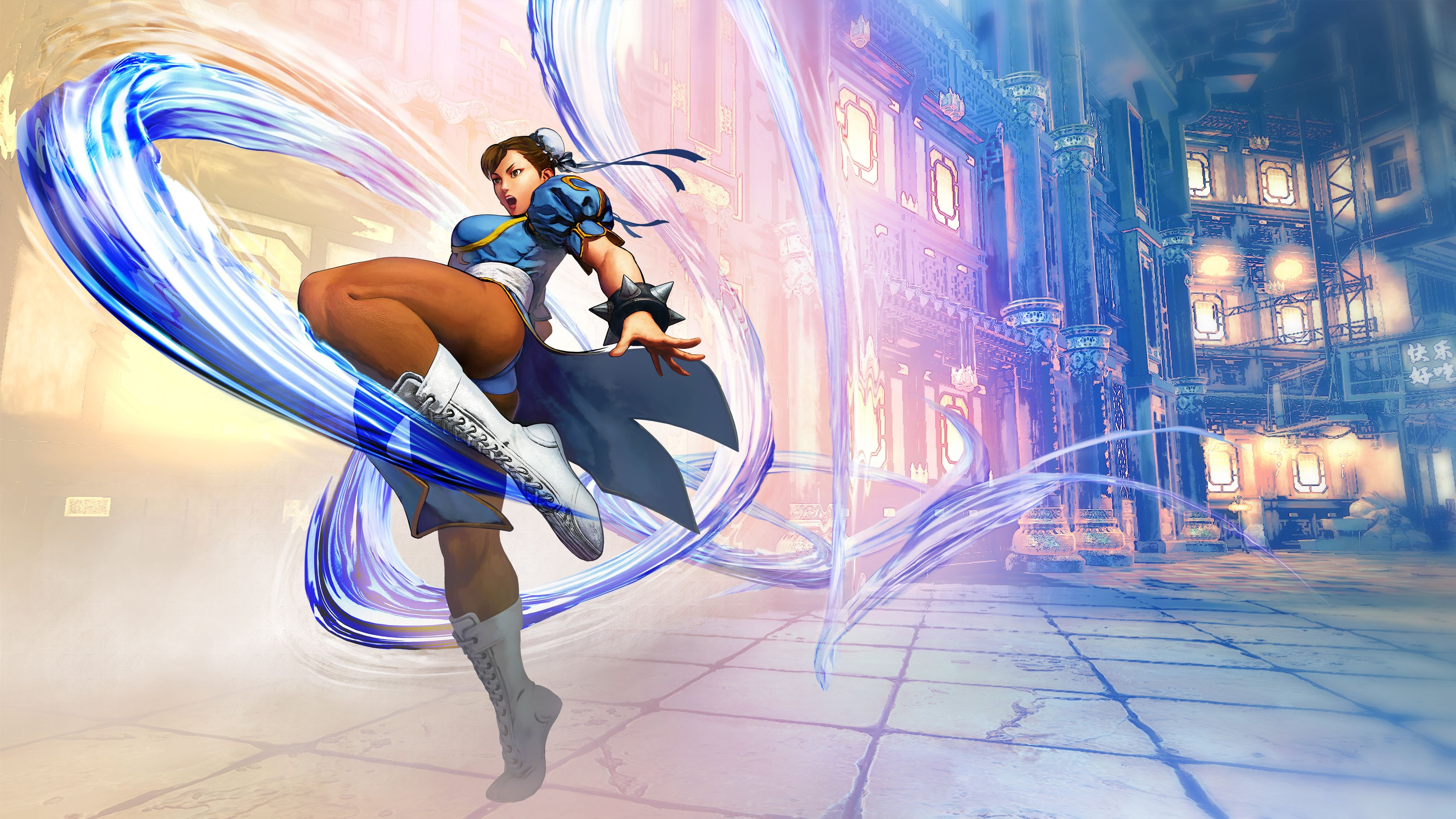 Street Fighter 5 HD pics