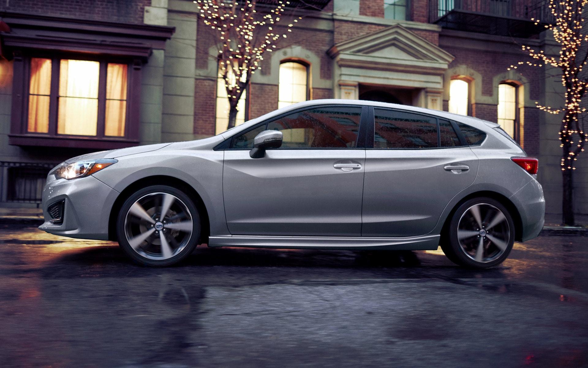 Subaru Impreza 5 HD pics