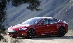 Tesla Model S HD pics