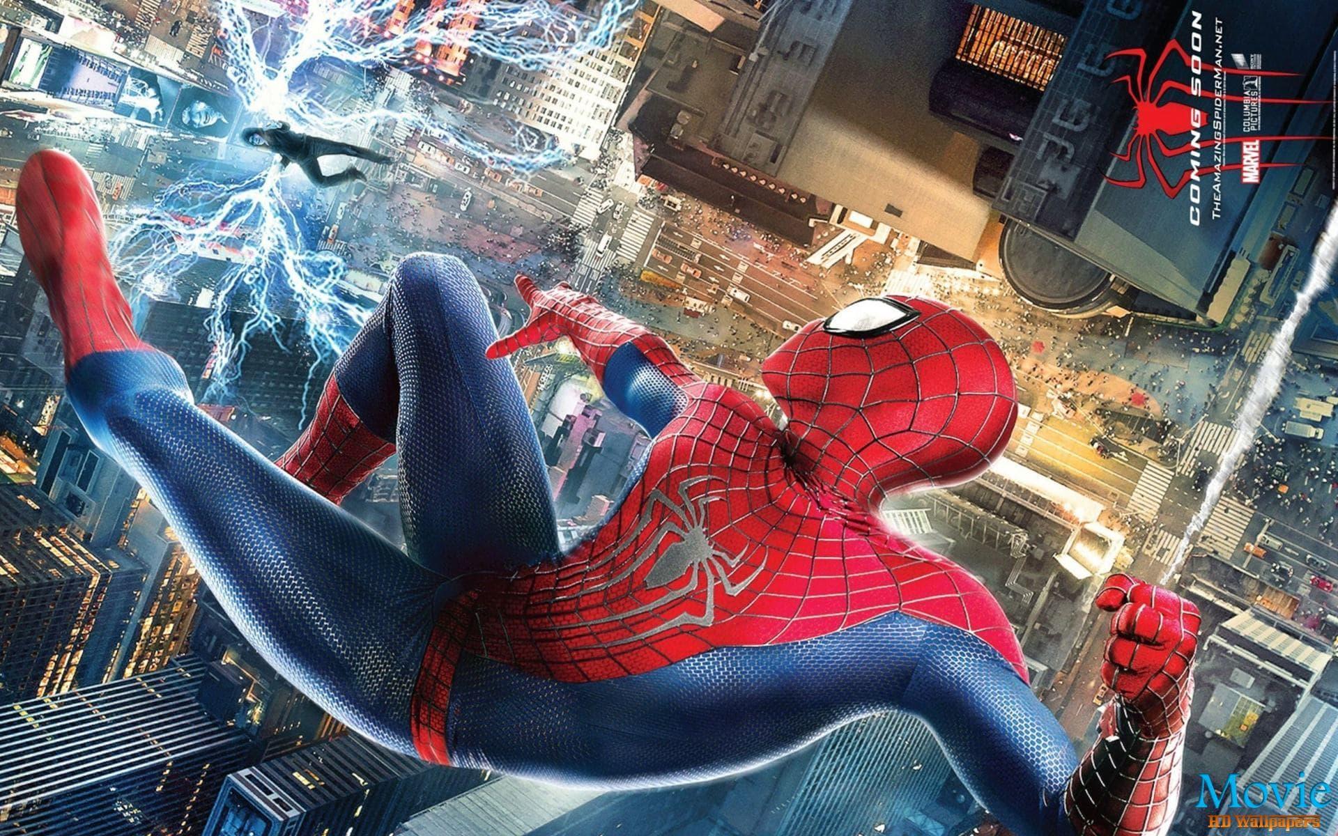 The Amazing Spider-Man 2 HD pics