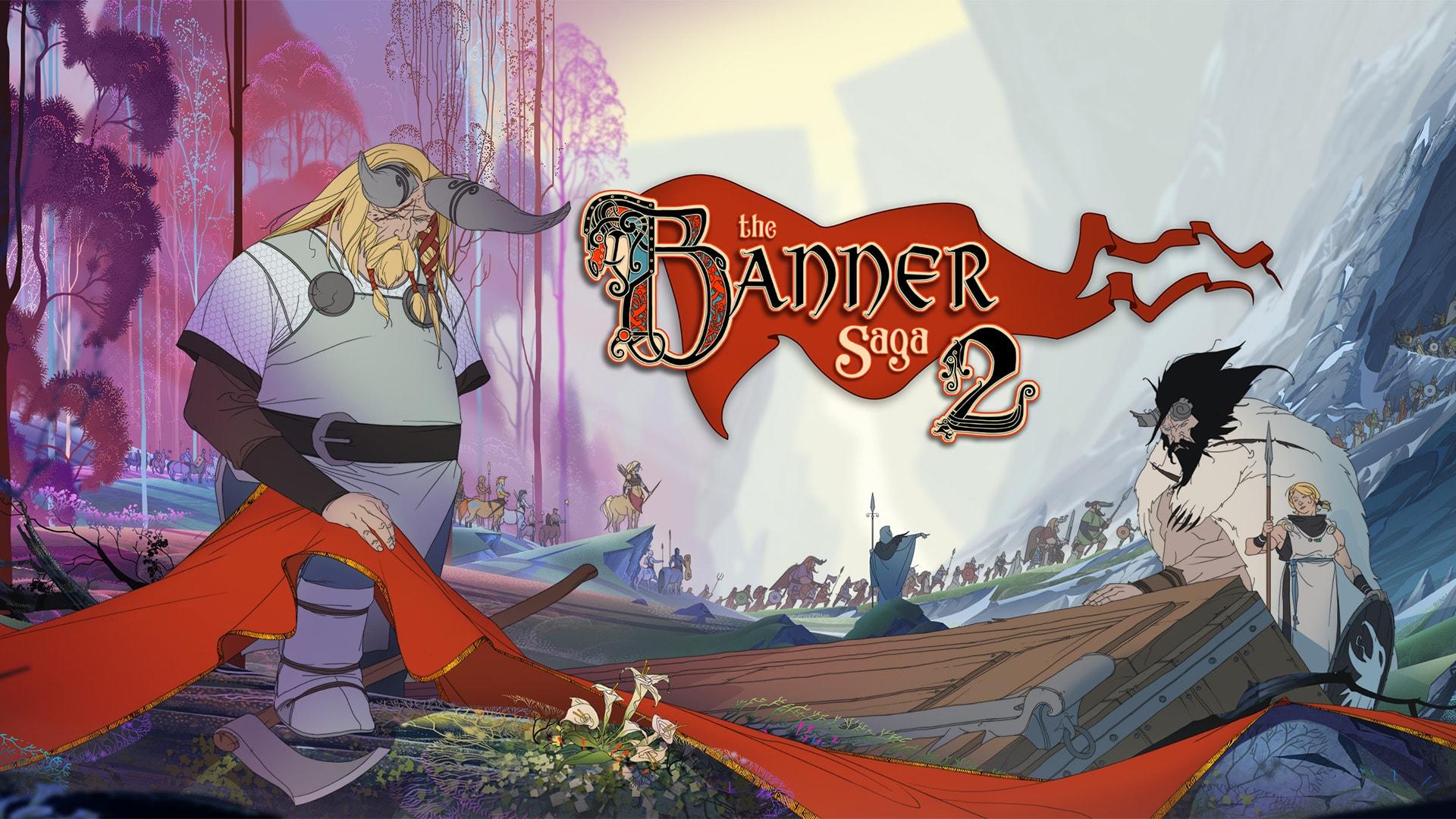 The Banner Saga 2 HD pics