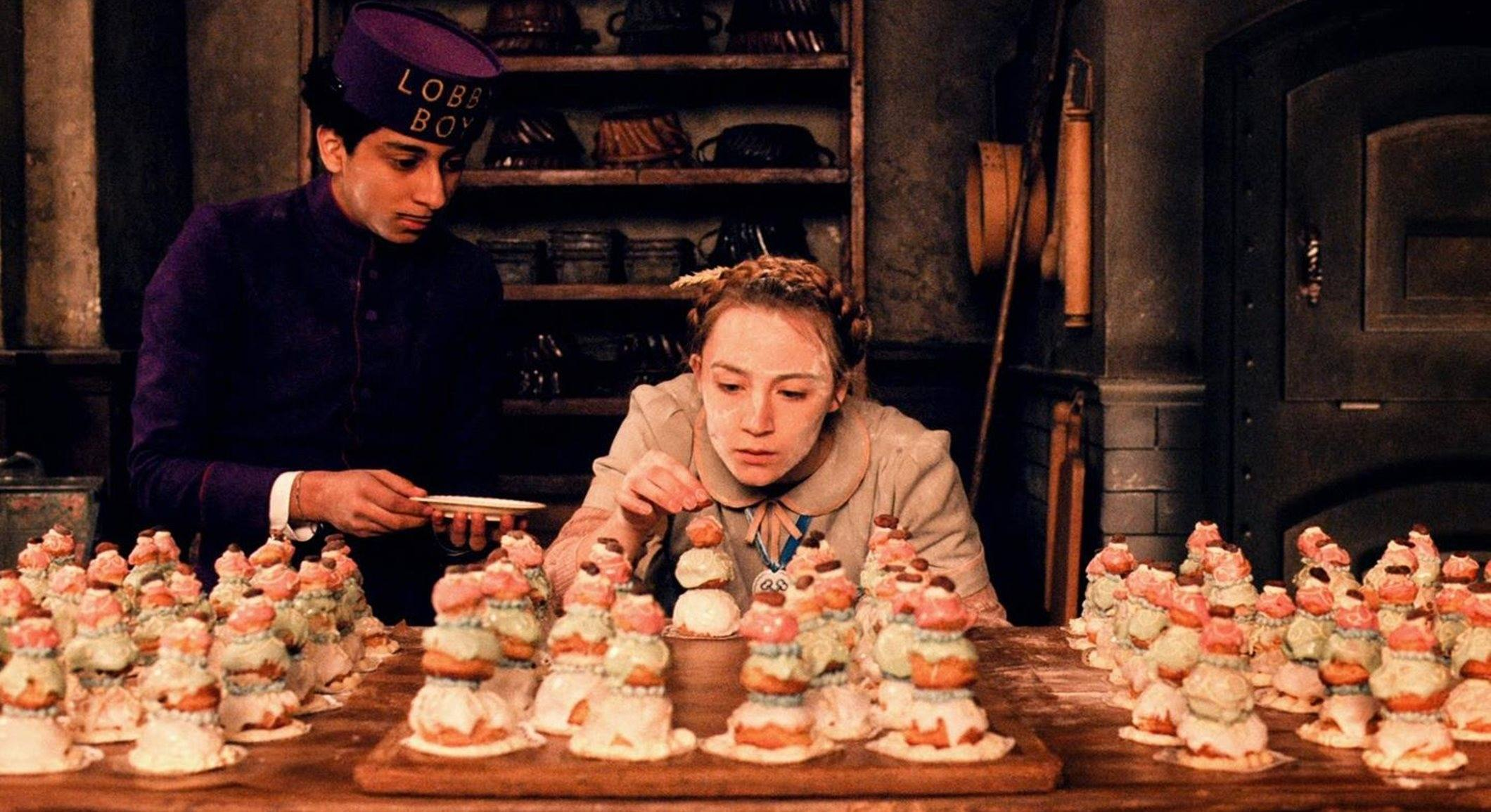 The Grand Budapest Hotel HD pics