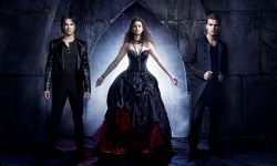 The Vampire Diaries HD pics
