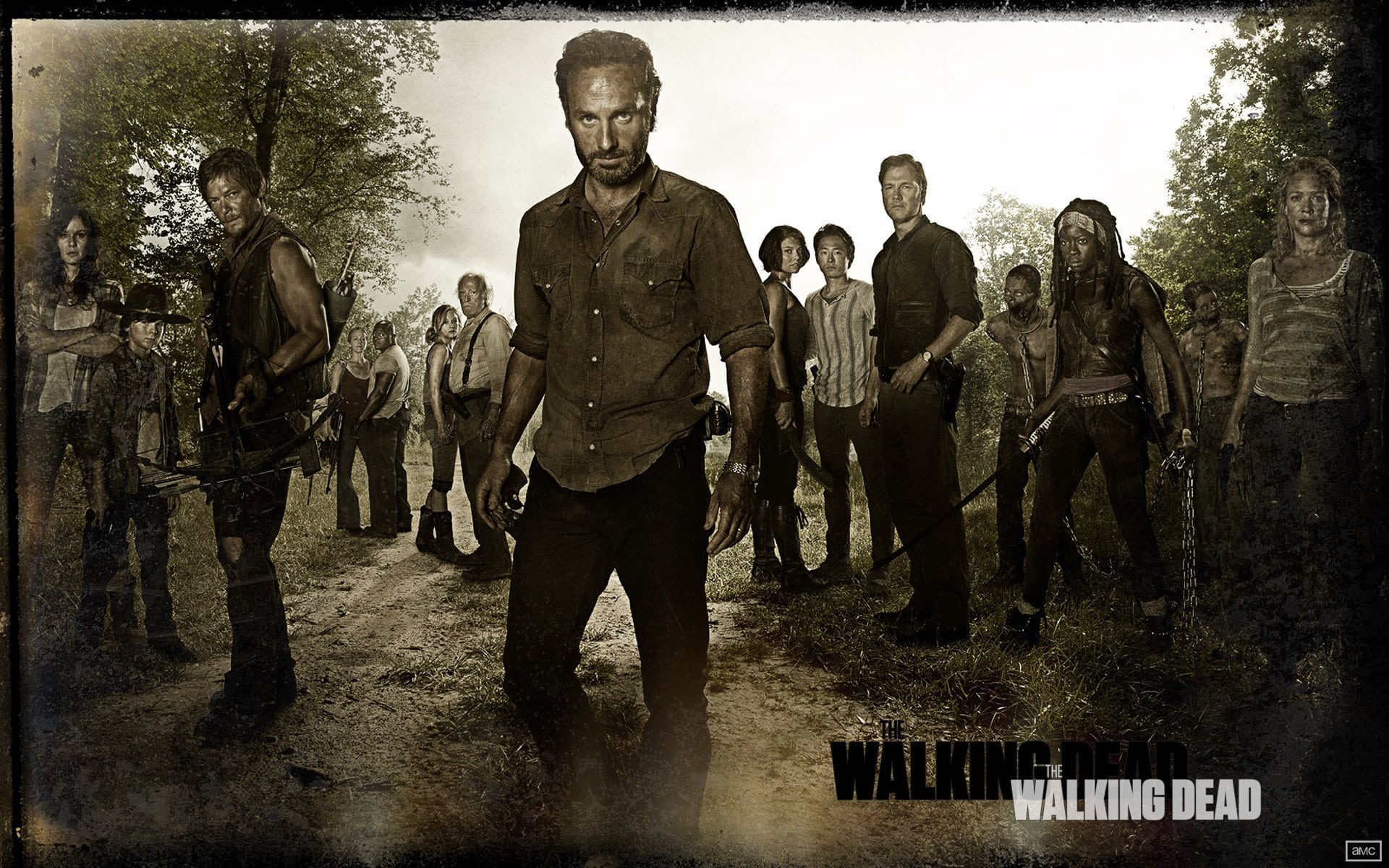 The Walking Dead HD pics