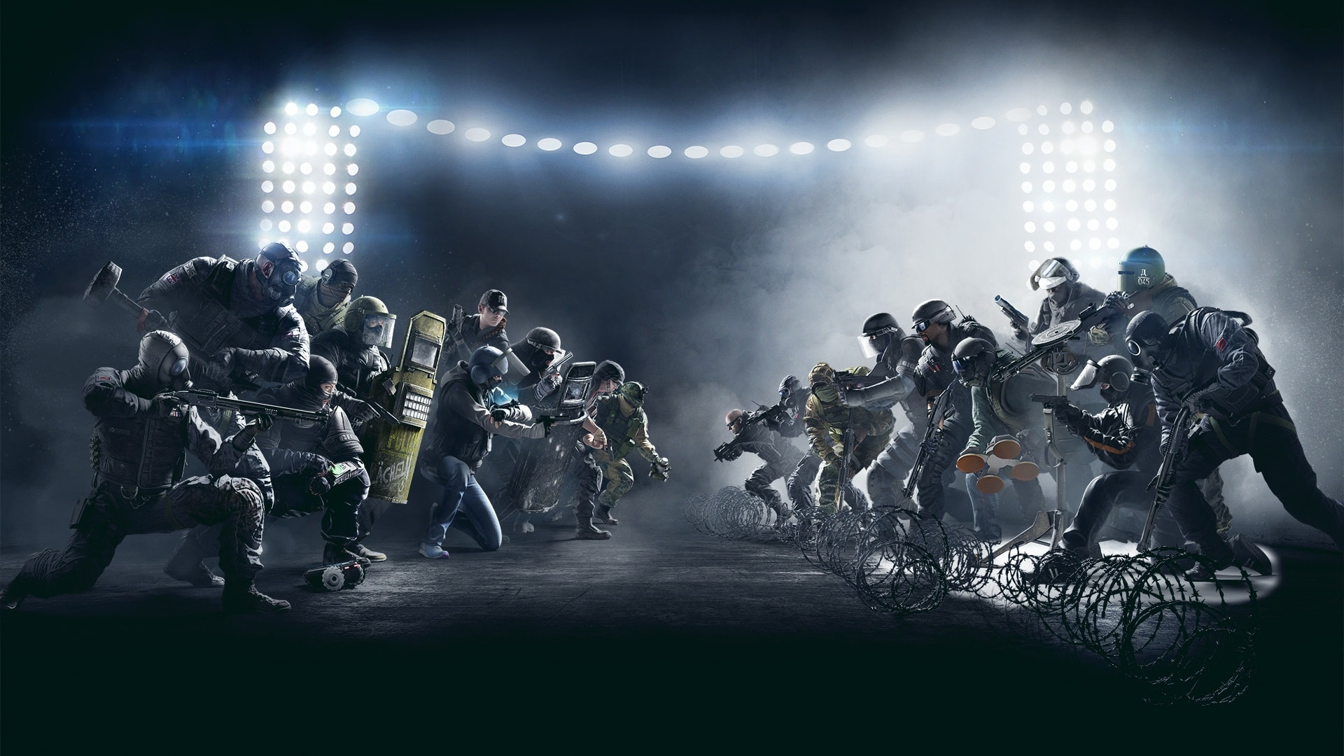 Tom Clancy's Rainbow Six: Siege HD pics