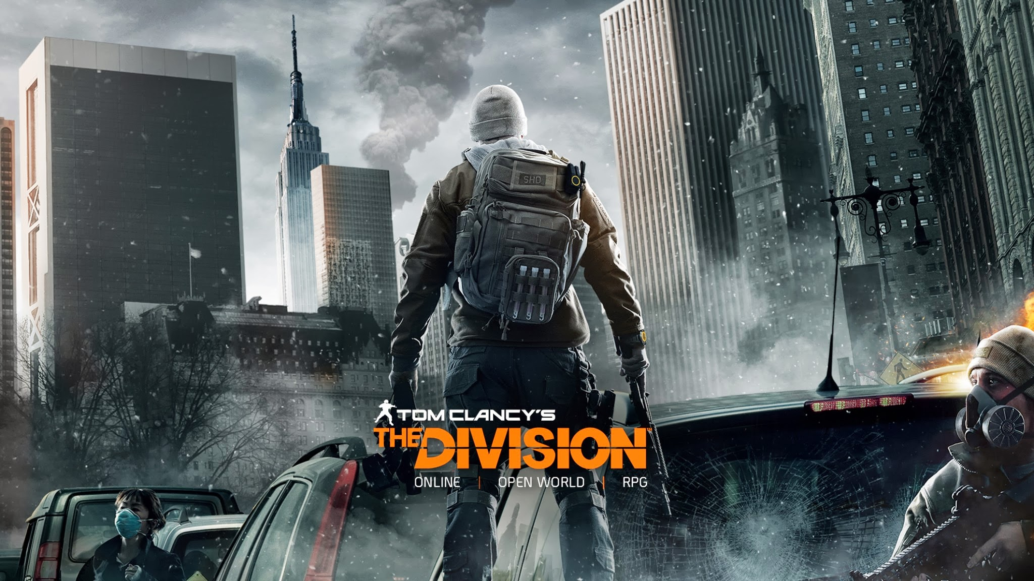 Tom Clancy's The Division HD pics