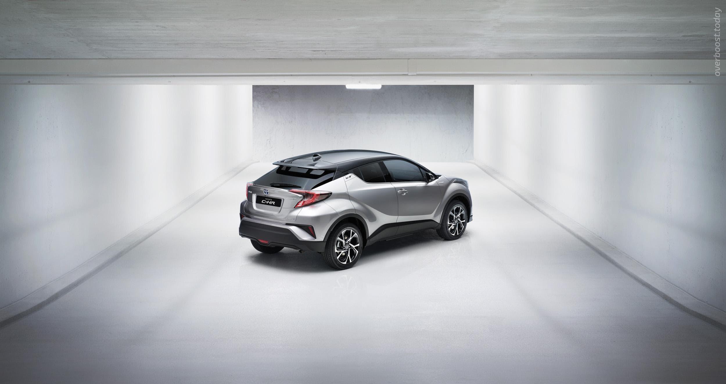 Toyota C-HR HD pics