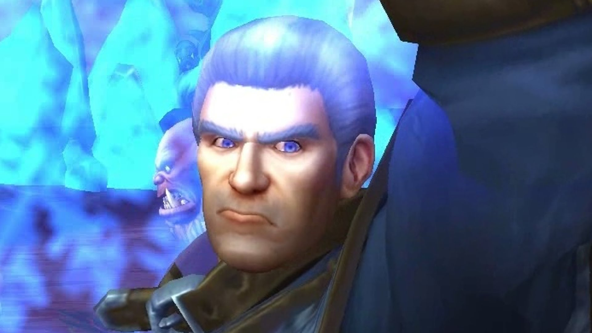 WOW: Archmage Khadgar Pictures