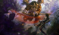 WOW: Baine Bloodhoof full hd wallpapers