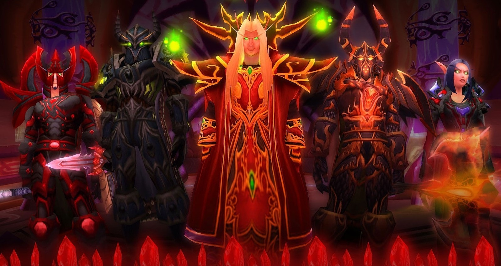 WOW: Lor'themar Theron widescreen wallpapers