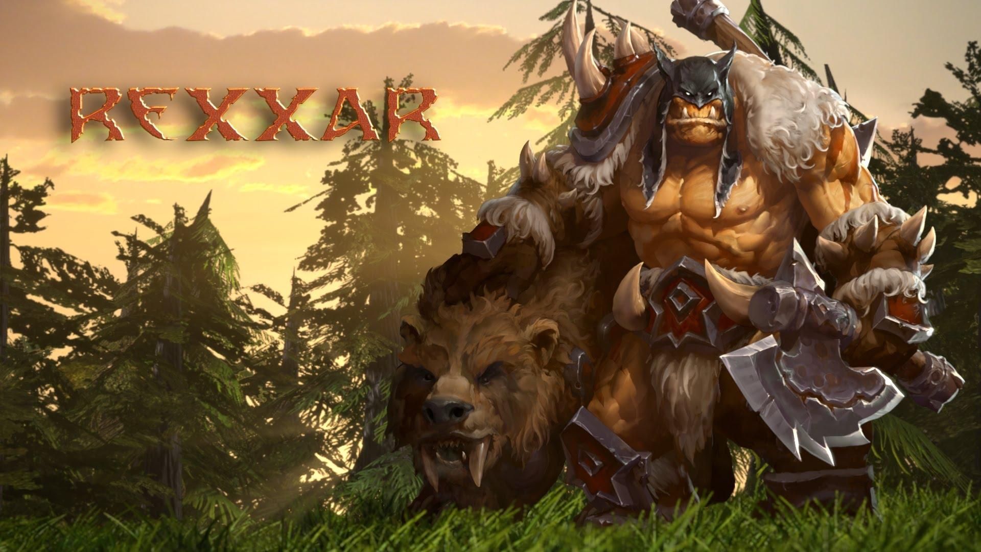 WOW: Rexxar HD pics