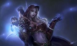 WOW: Sylvanas Windrunner HD pics