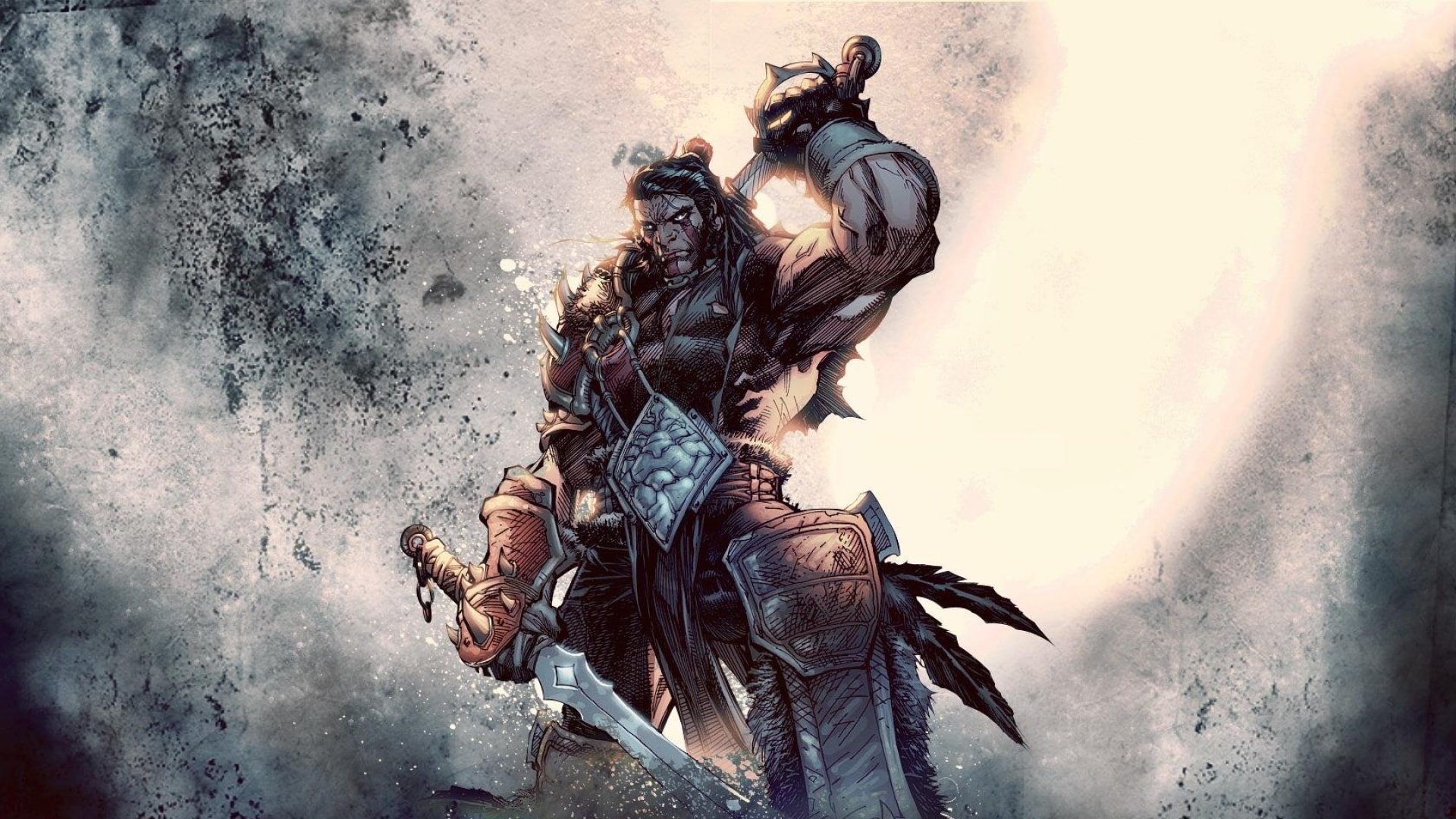 WOW: Varian Wrynn full hd wallpapers