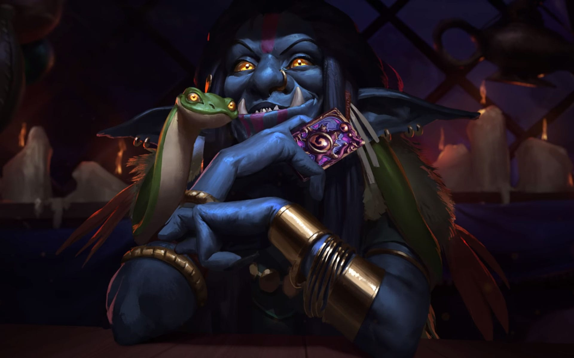 Hearthstone: Whispers of the Old Gods HD pics