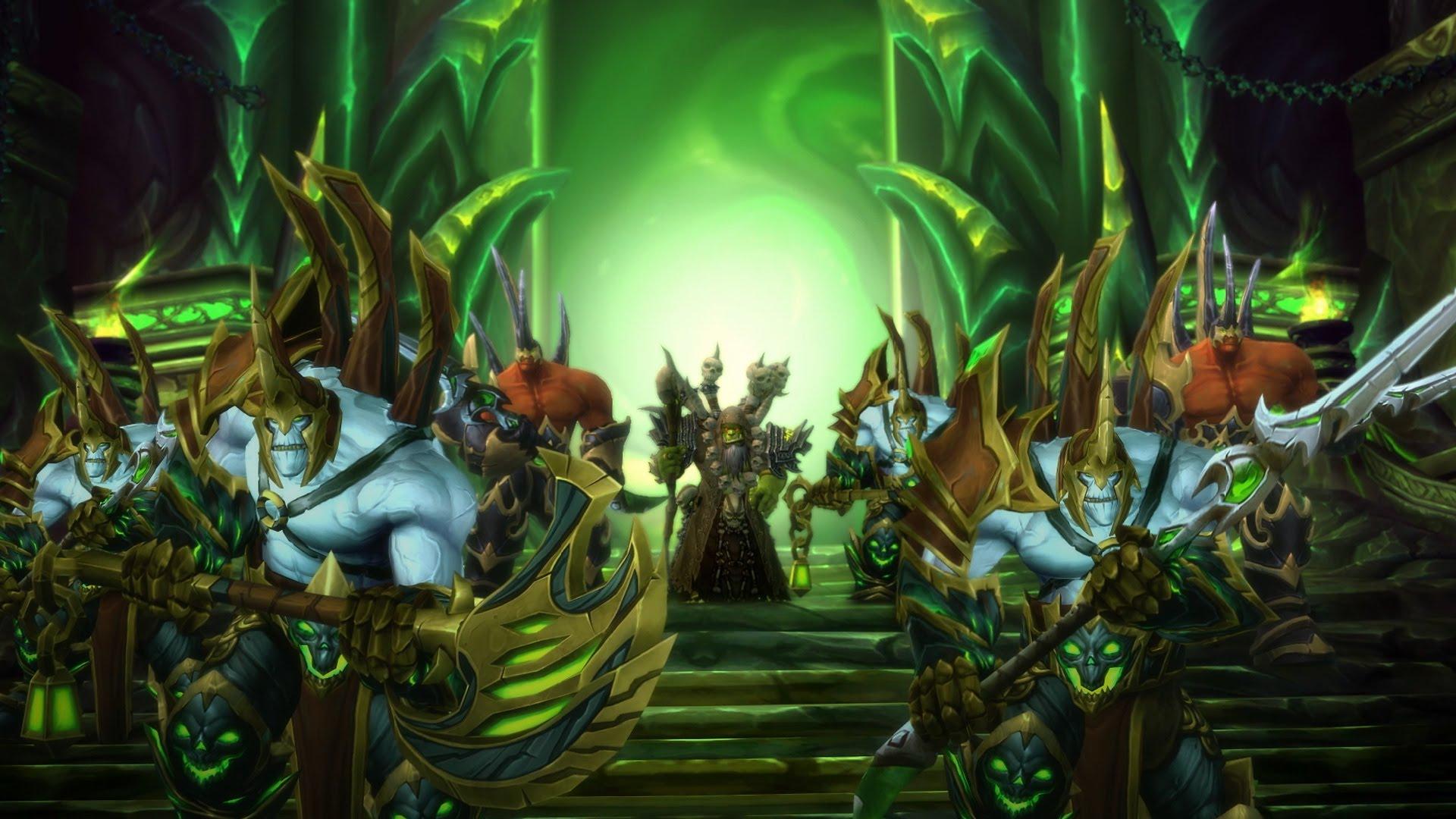 World of Warcraft: Legion HD pics