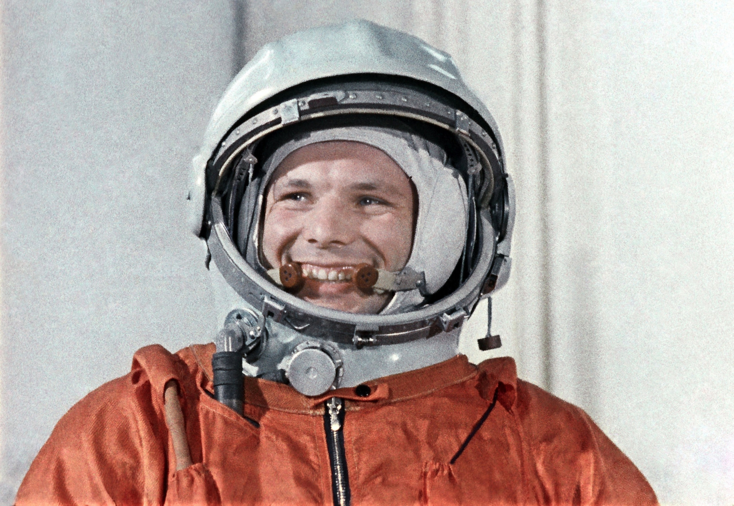 yuri gagarin full name - photo #27