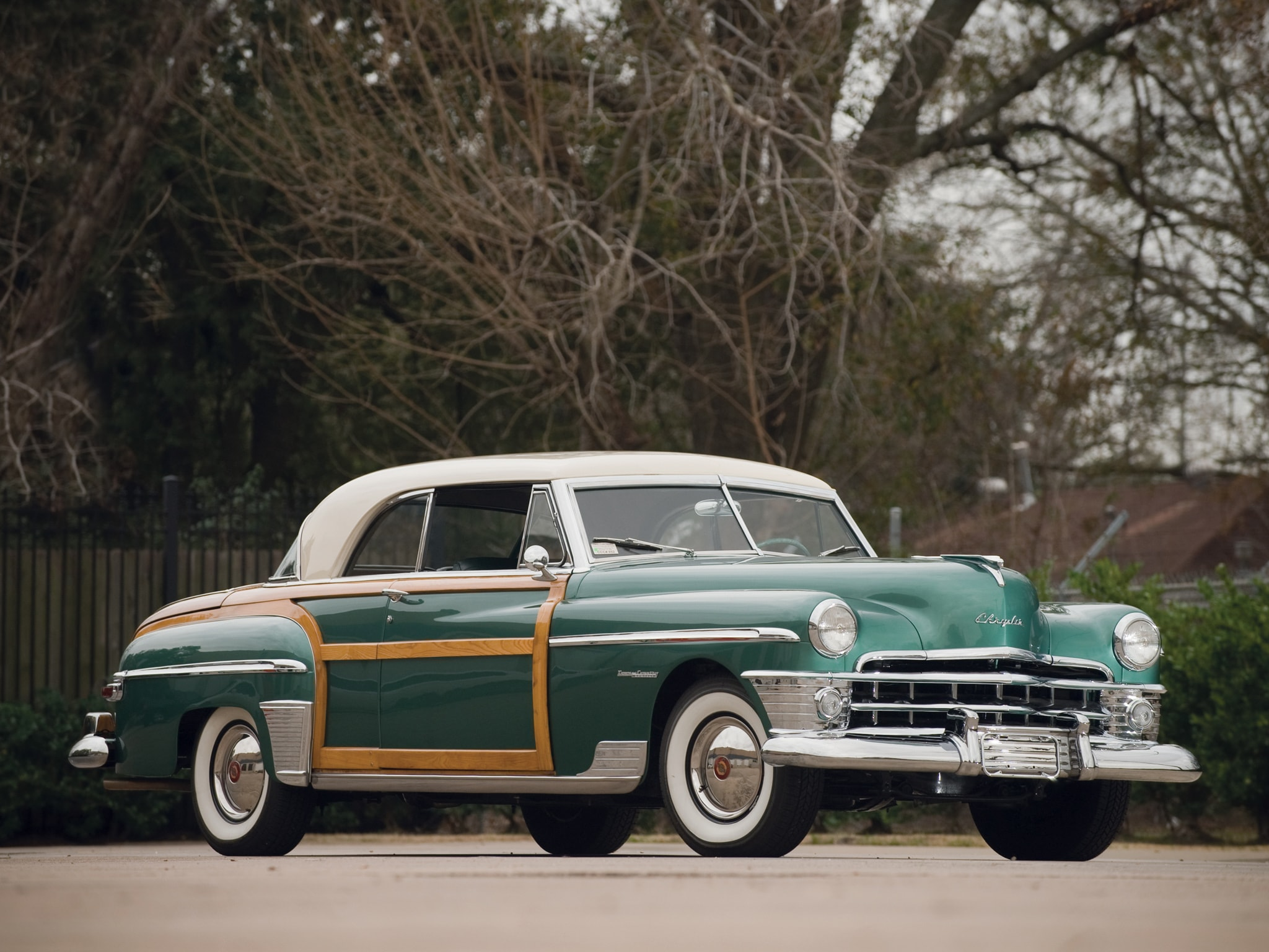 1950 Chrysler Town & Country Wallpapers hd