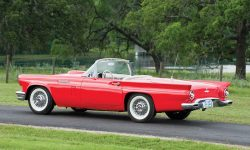 1957 Ford Thunderbird Wallpapers hd