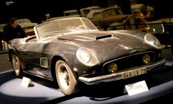1961 Ferrari 250 GT California Wallpapers hd