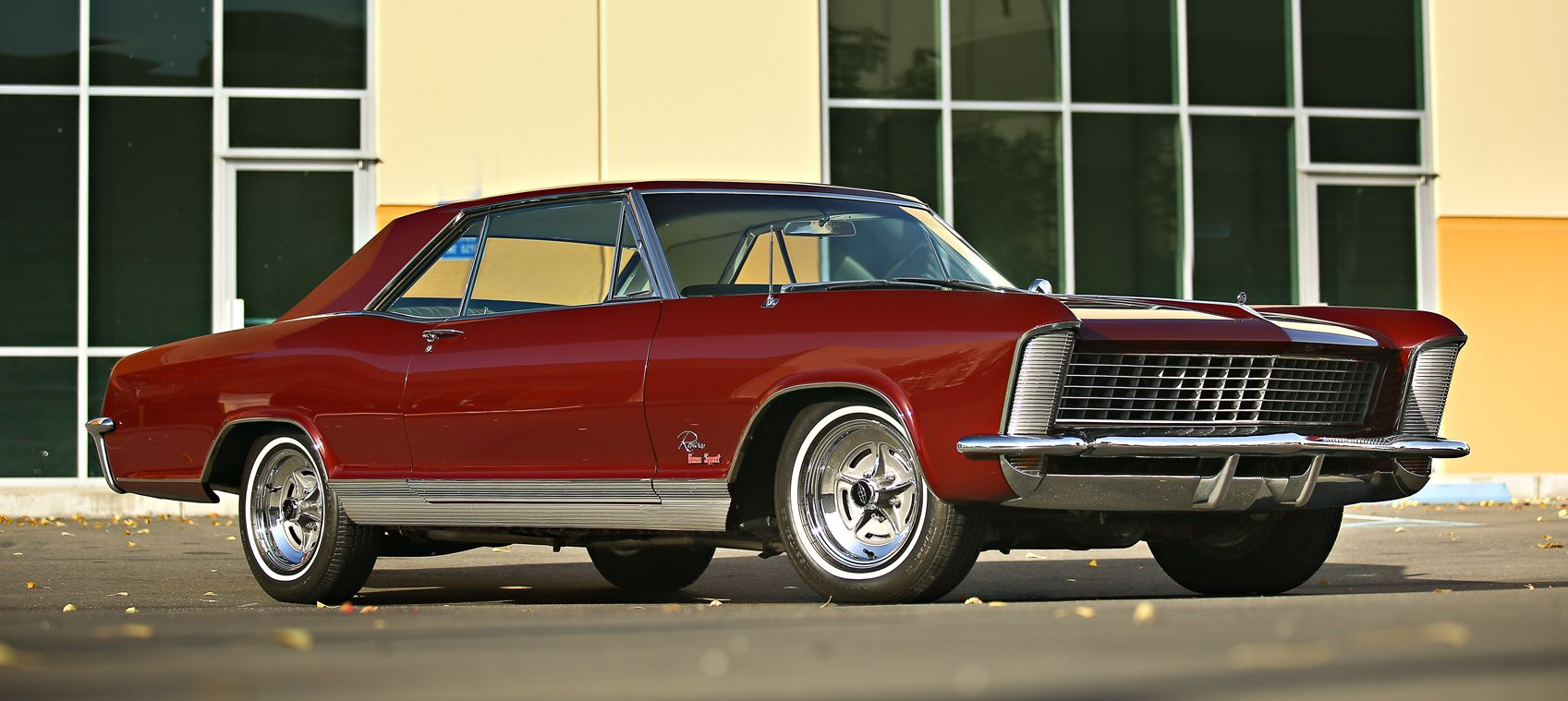 1965 Buick Riviera GS Wallpapers hd