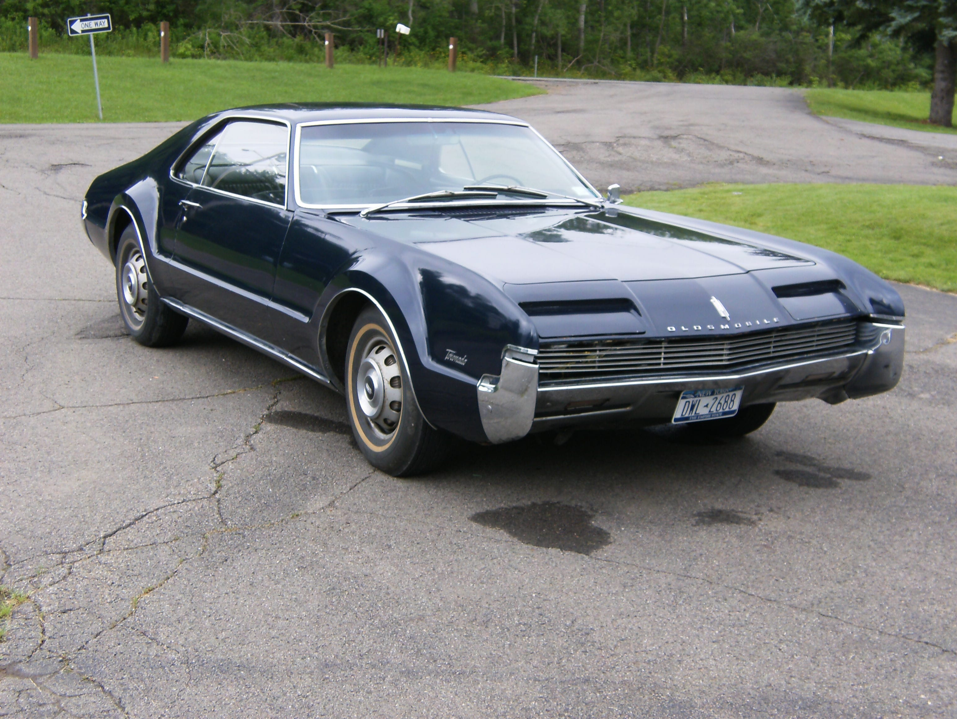 1966 Oldsmobile Toronado Wallpapers hd