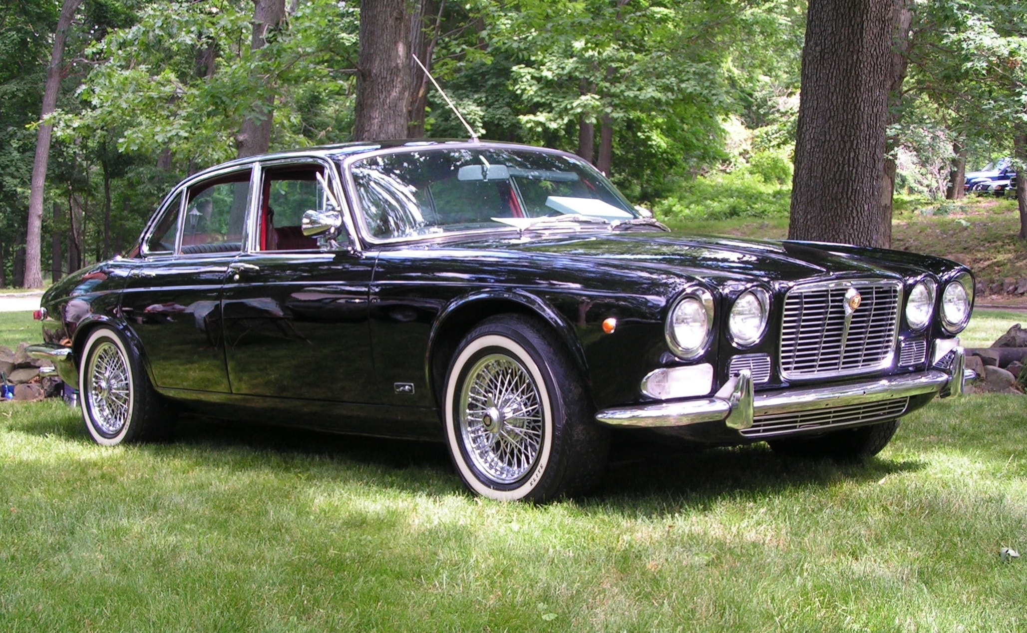 1968 Jaguar XJ6 Wallpapers hd
