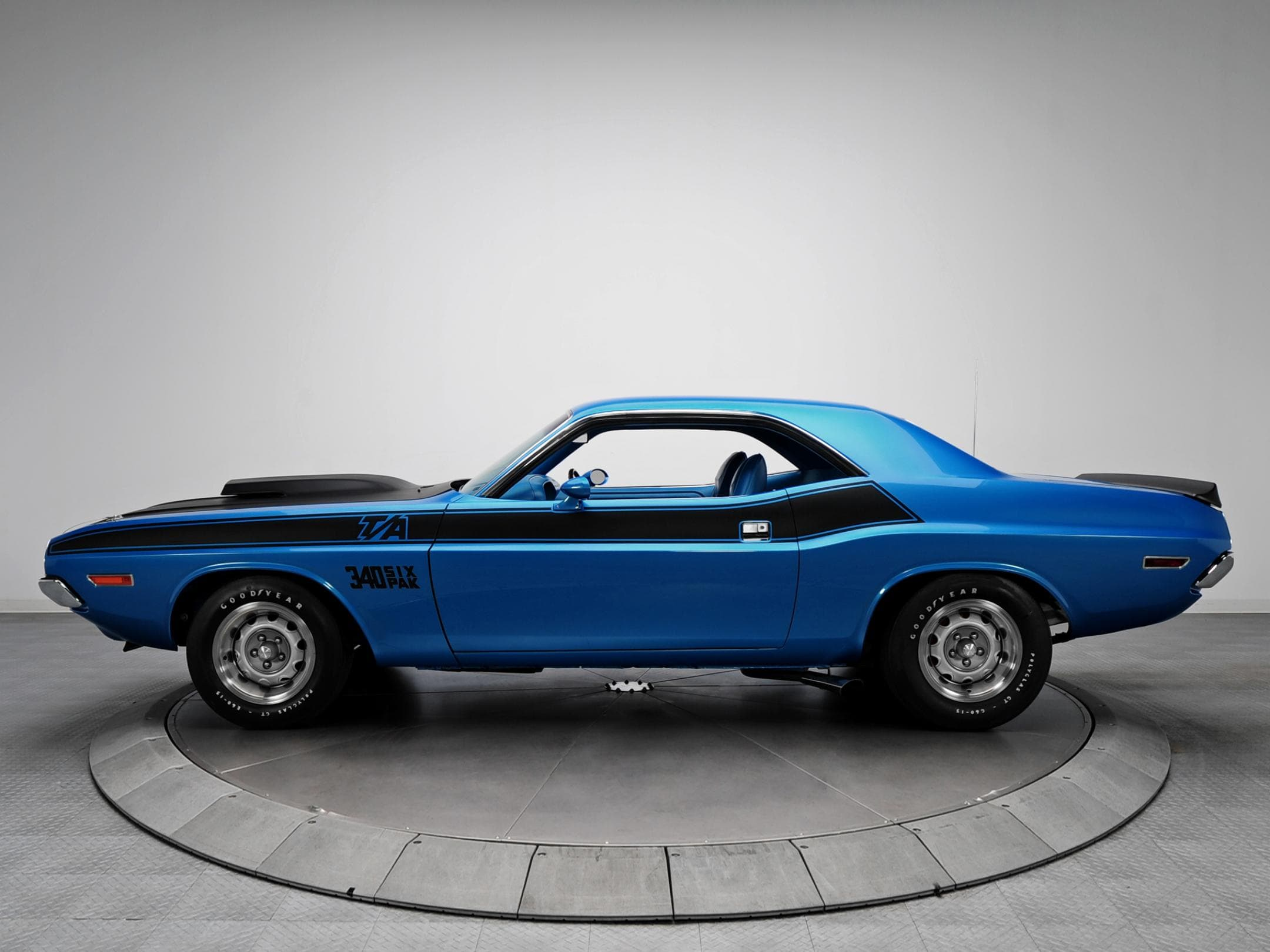 1970 Dodge Challenger T/A Wallpapers hd