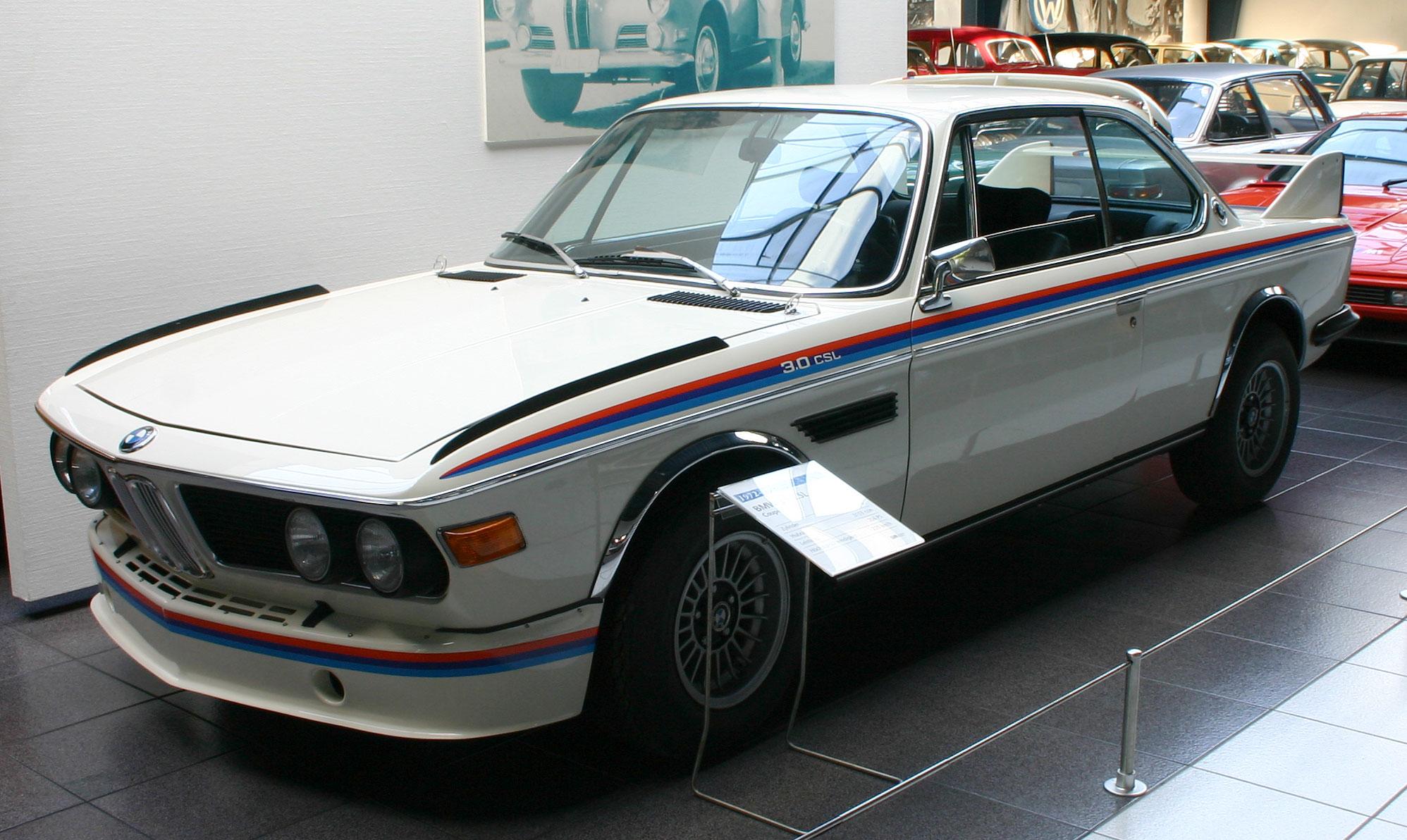 1973 BMW 3.0 CSi Wallpapers hd