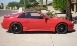 1990 Nissan 300ZX Twin Turbo Wallpapers hd