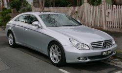 2005 Mercedes-Benz CLS Wallpapers hd