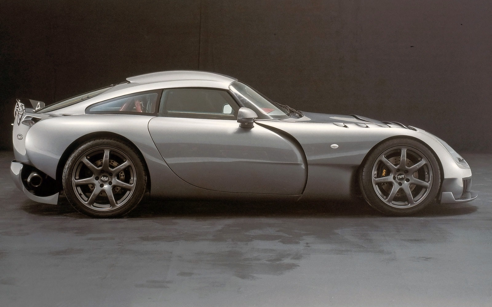 2005 TVR Sagaris Wallpapers hd