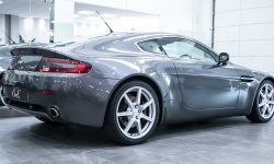 2006 Aston Martin V8 Vantage Wallpapers hd