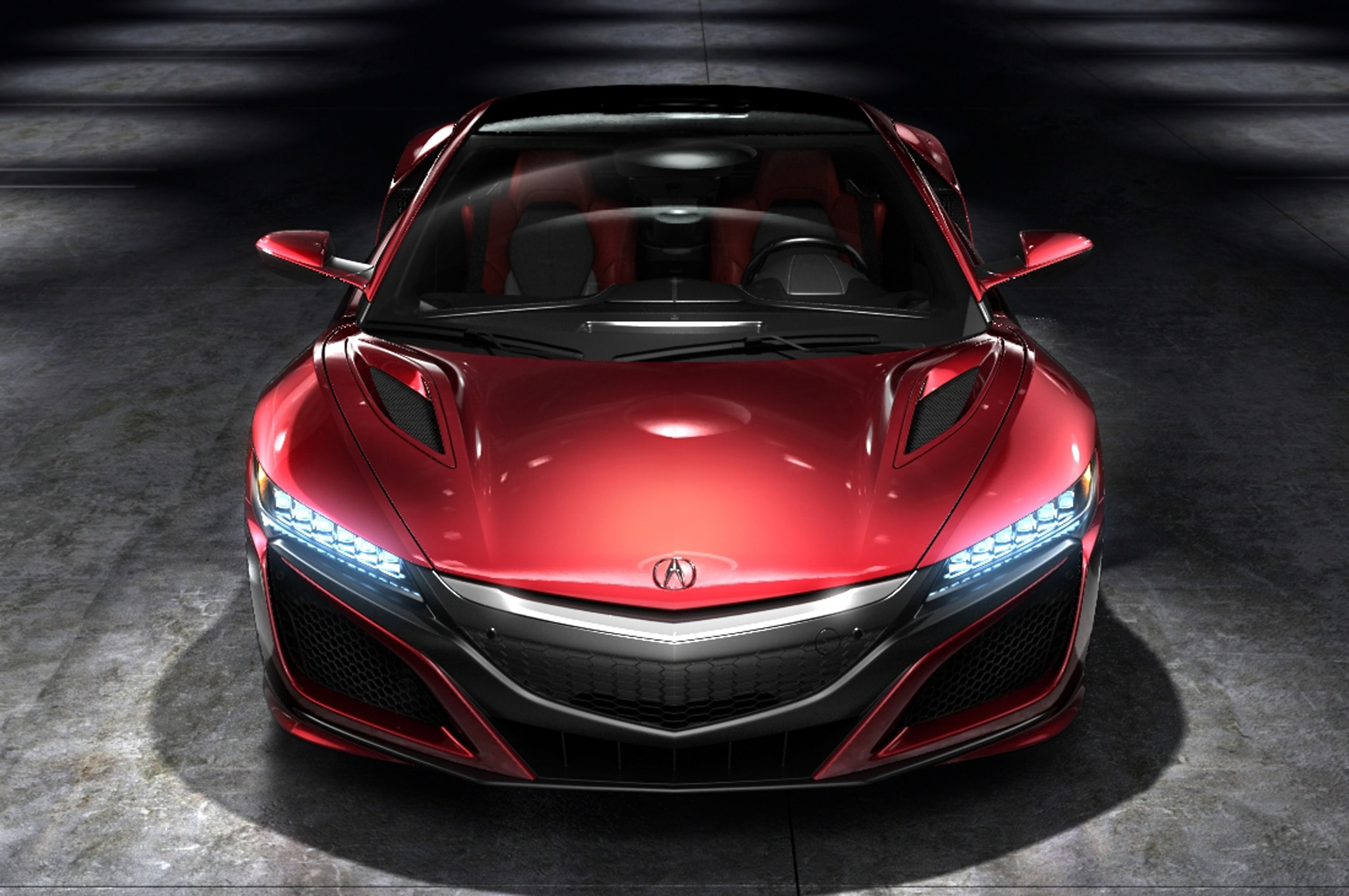 Acura NSX II Wallpapers hd
