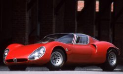 Alfa Romeo Tipo 33 Stradale Wallpapers hd