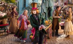 Alice Through the Looking Glass Wallpapers hd
