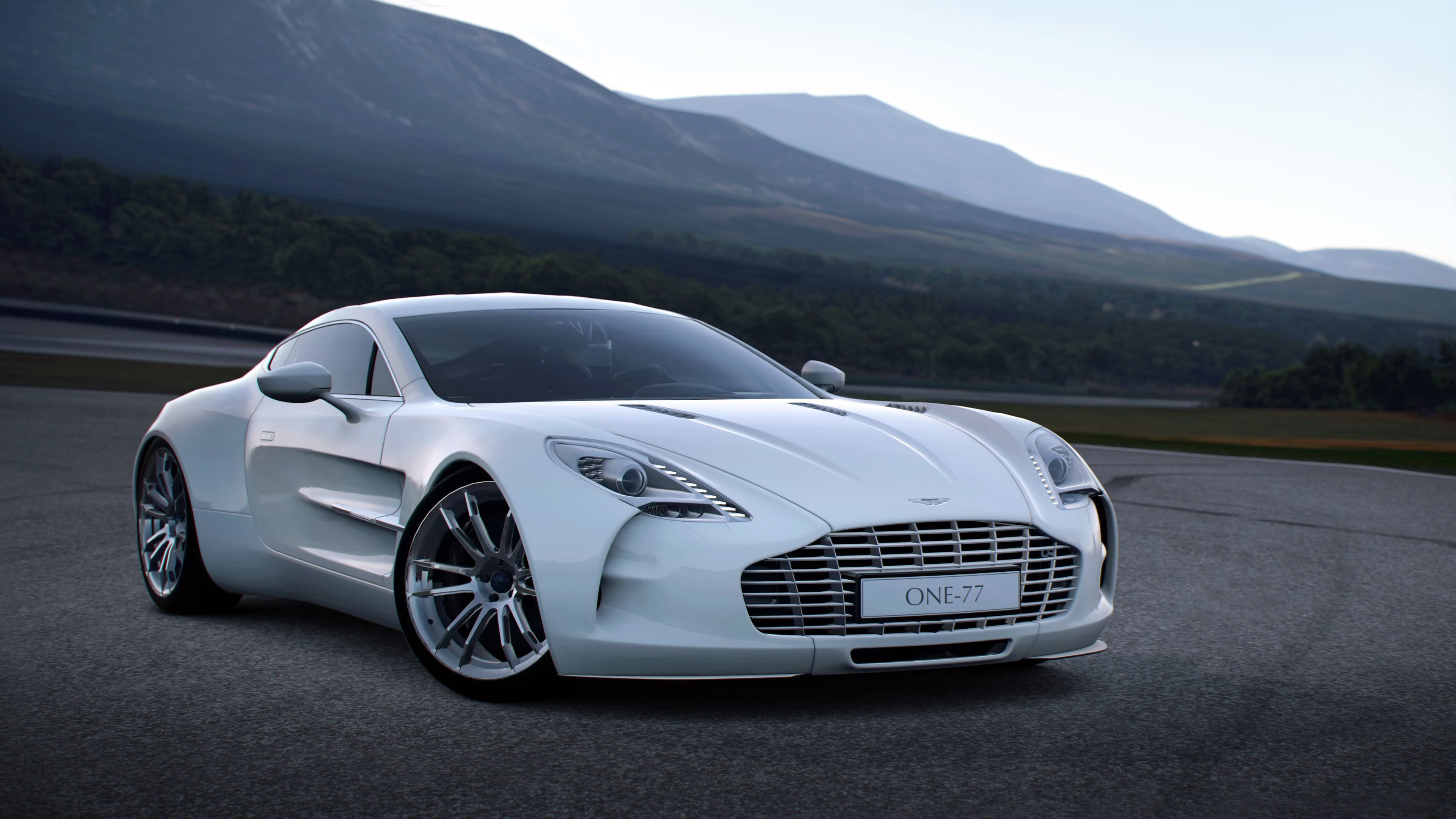 Aston Martin One-77 Wallpapers hd
