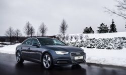 Audi A4 (B9) Wallpapers hd