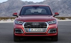 Audi Q5 II Wallpapers hd