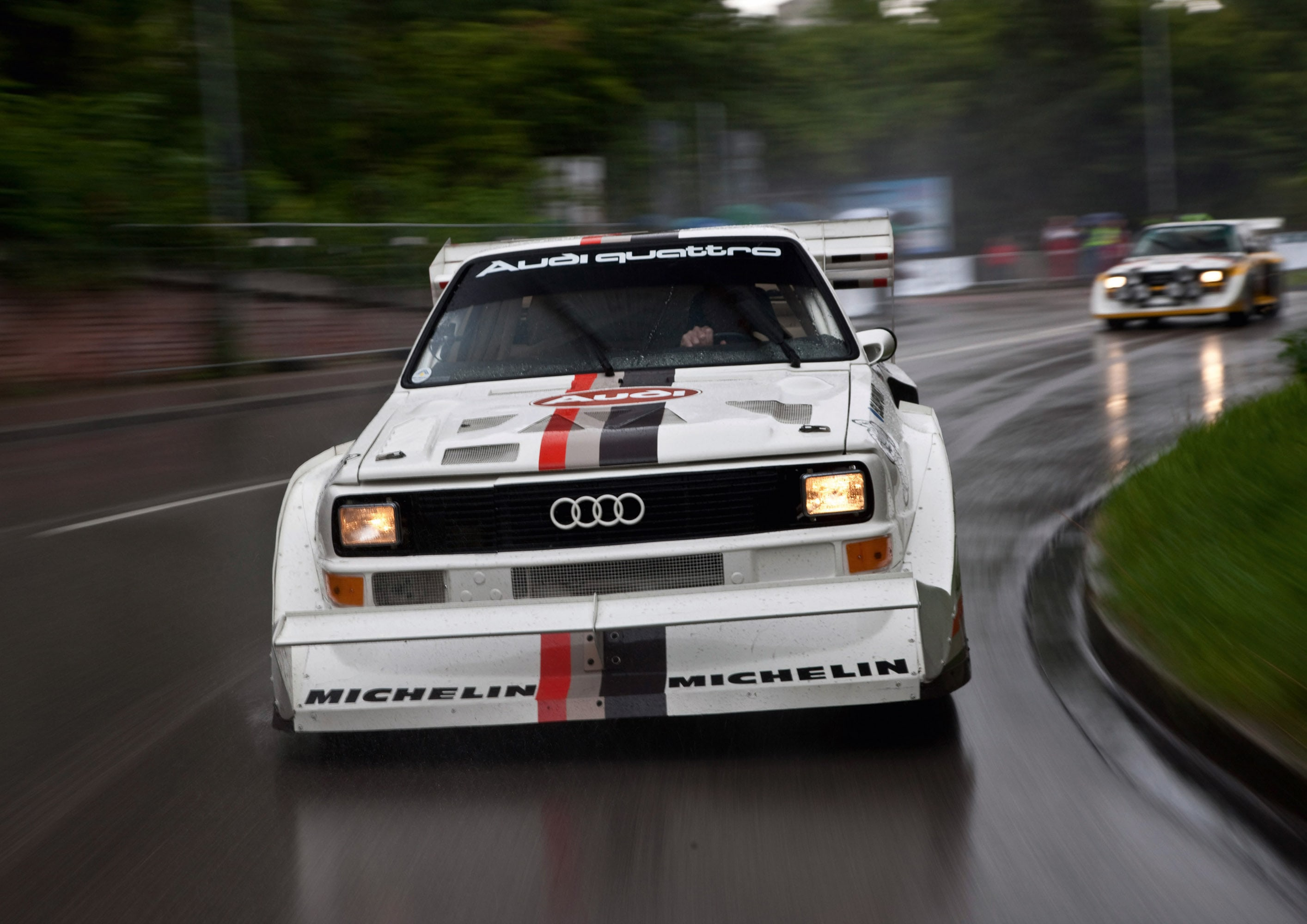 Audi Sport Quattro S1 Wallpapers hd