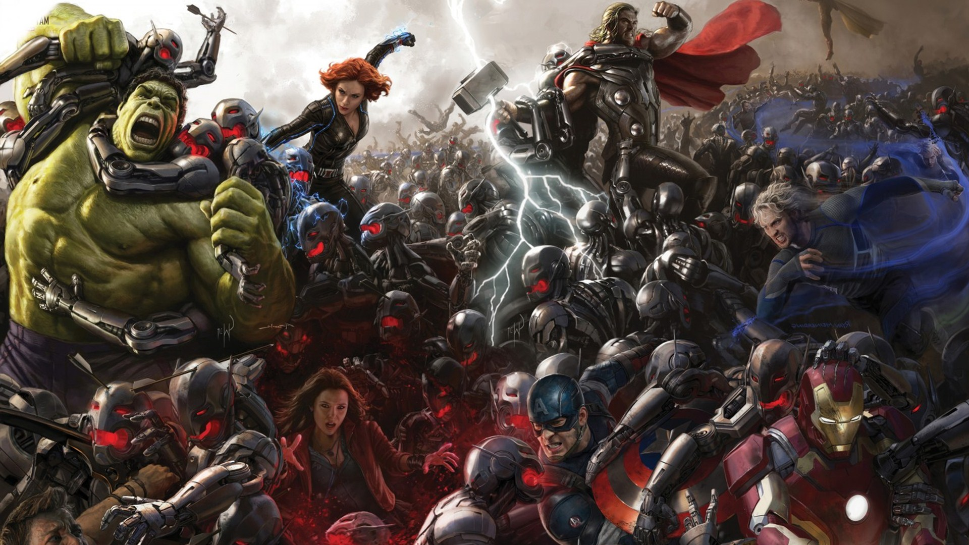 Avengers: Age Of Ultron Wallpapers hd