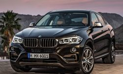 BMW X6 (F16) Wallpapers hd