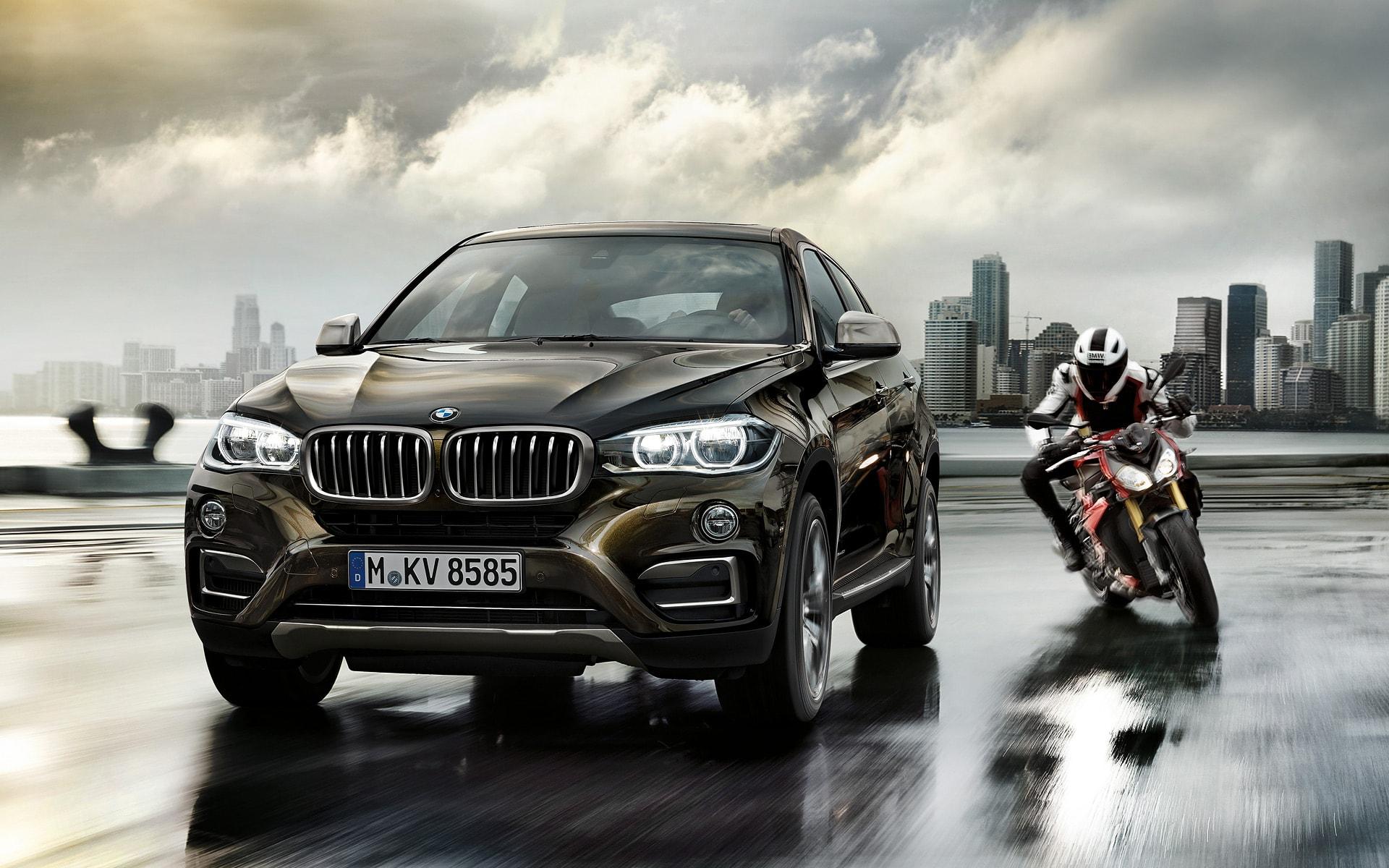 BMW X6 wallpaper