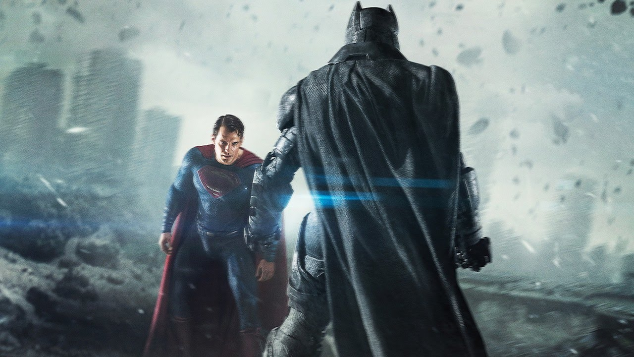 Batman Vs Superman: Dawn Of Justice Pictures