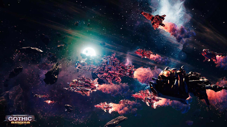 Battlefleet Gothic: Armada Wallpapers hd