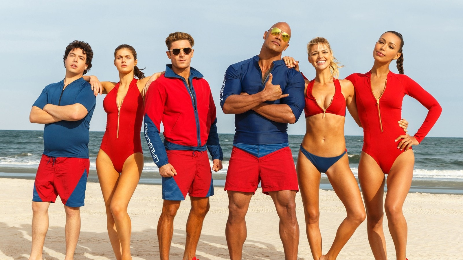 Baywatch HD pictures