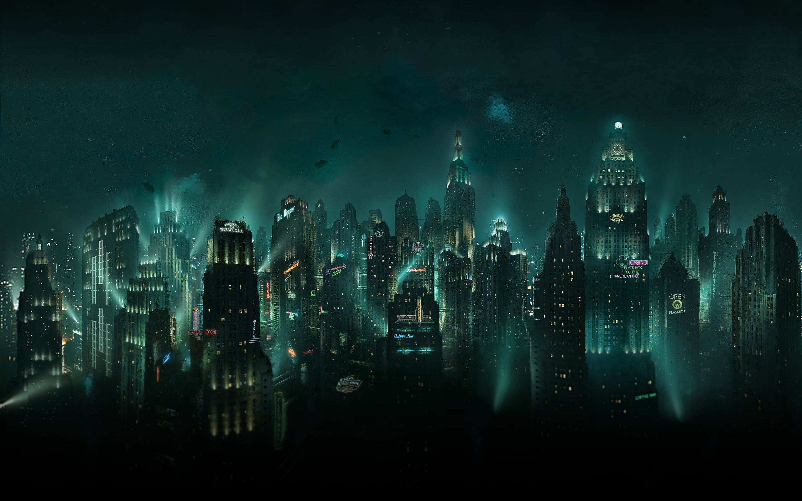 BioShock: The Collection Wallpapers hd