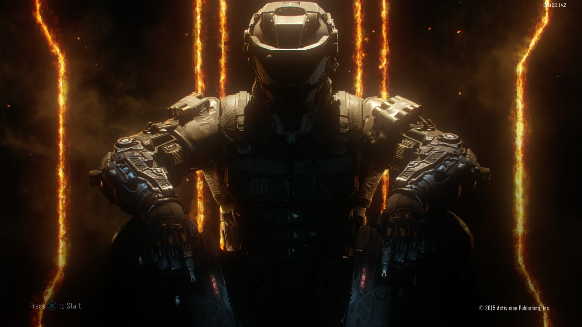 Call Of Duty Black Ops 3 Hd Wallpapers: Call Of Duty: Black Ops 3 HD Desktop Wallpapers