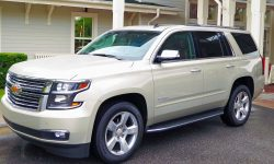Chevrolet Tahoe 4 Wallpapers hd